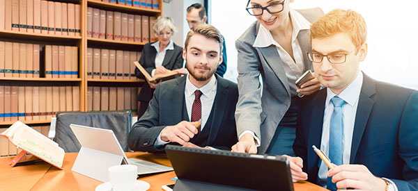 Familiarize yourself with how a lawyer works with his clients to have the right expectations and goals.