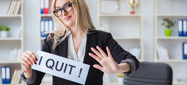 Employers cannot wilfully change working conditions to force an employee to quit.