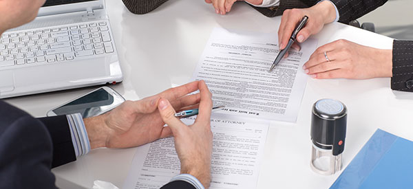 A competent lawyer can send a formal notice if someone commits a wrong and causes you damage