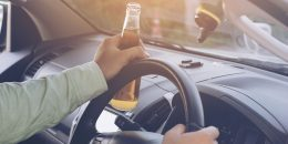 Offenders found guilty of impaired driving receive a judicial record and a possible jail time.