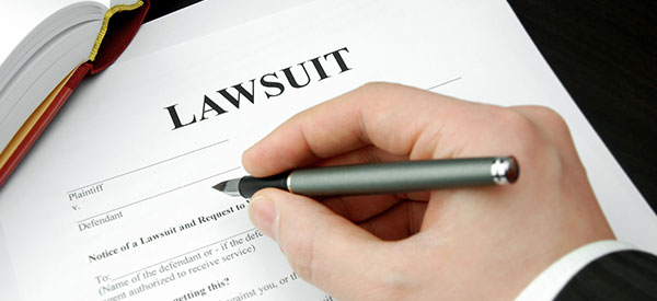 A lawsuit must be based on a legal point in order to be heard in court.