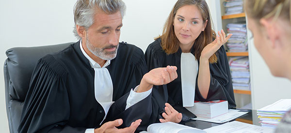 A person must have sufficient interest to file a lawsuit as demonstrated by the above criteria.