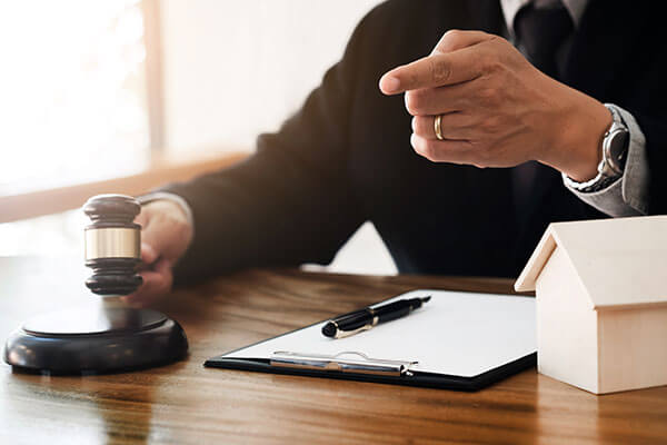 Find a lawyer to help you seek recourse with the housing authority.