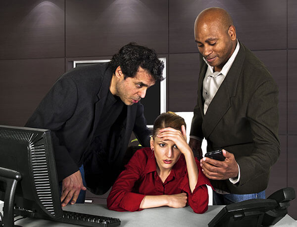 Employers must make sure that psychological harassment does not occur at their premises.