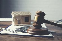 Secure your investment by working with a real estate lawyer to buy or sell a house.