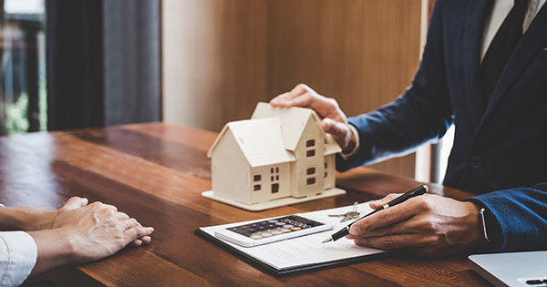 : A notary is required for certain acts in a real estate transaction.